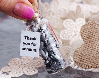 Silver Wedding Favor Personalized Party Favours For Rustic Country Gift Ideas