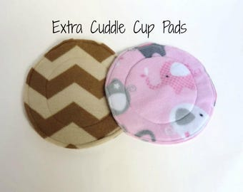 Removable Cuddle Cup Pad - For Guinea Pigs, Hedgehogs, Rabbits, Rats, and more!
