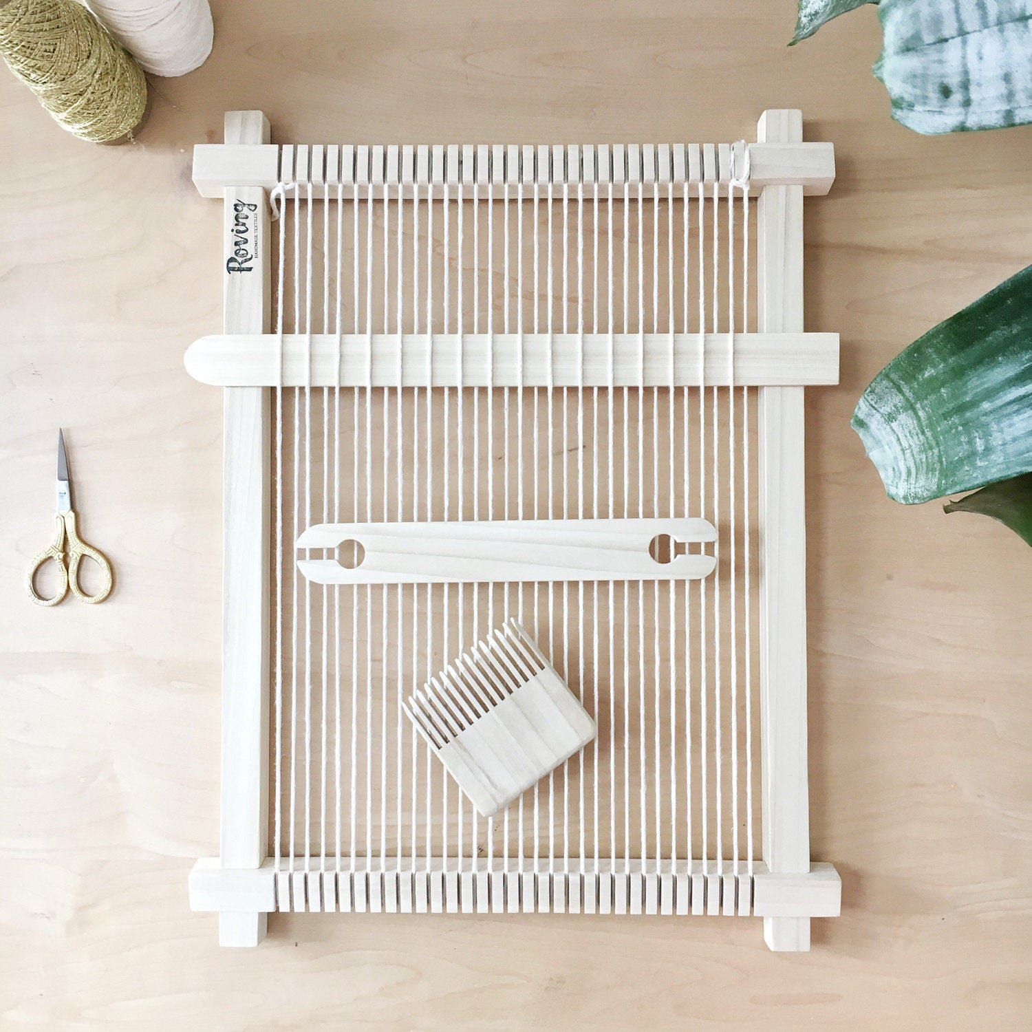 weaving loom kit lap loom hand weaving wall hanging frame loom