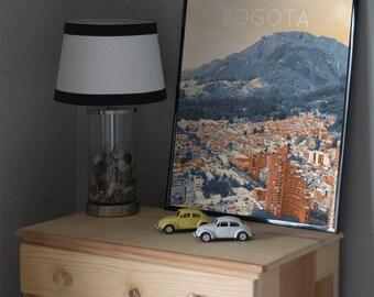 Bogota, Colombia Poster 11x17 18x24 24x36