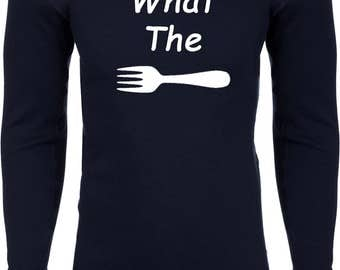Men's What the Ford WTF Thermal Shirt WTFORK-N8201