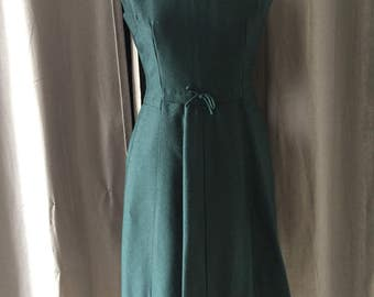 50s french dress