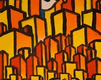 "CITY 04 ""Ablaze"""