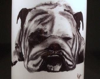 British Bulldog Coffee Mug, Dog Lover Gift, Dog Owner Gift