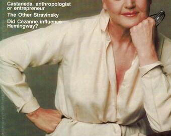 HORIZON: A Magazine of the Arts ~ 1979/04 ~ Angela Lansbury