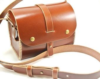 Leather Bag, Leather Camera Bag, Leather Camera Case, Leather Bag, Camera Bag, Leather Shoulder Bag, Shoulder Bag, Cross Body Bag