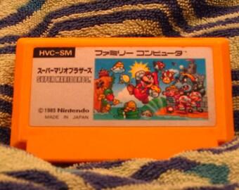 Super Mario Bros HVC SM Nintendo Famicom