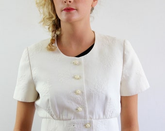Jacket bolero vintage Made in France.Taille M