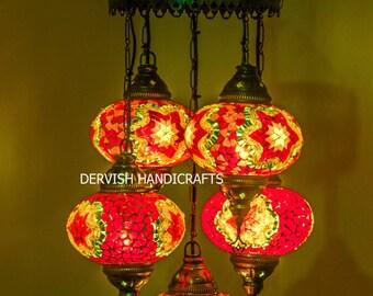 Unique Hanging Lamps unique lighting | etsy