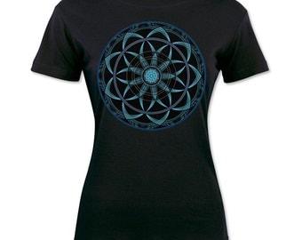 Sacred Geometry Flower