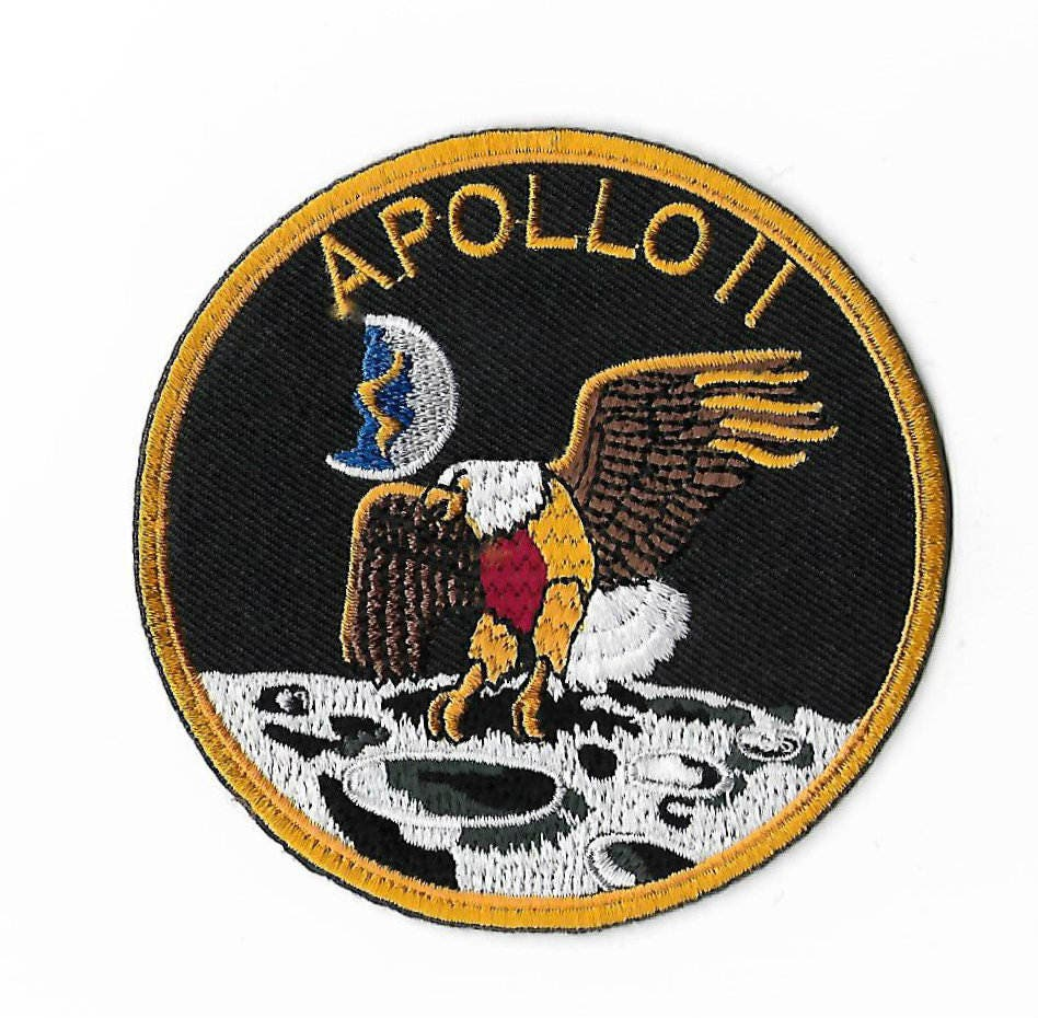 astronaut apollo patches - photo #4