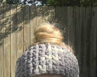 Cloudy Day Plush Headband