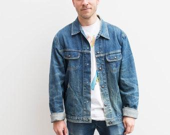 Retro 70s Denim Jacket