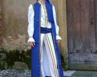 Radu Barvon cosplay costume from Trinity Blood, Halloween party, used