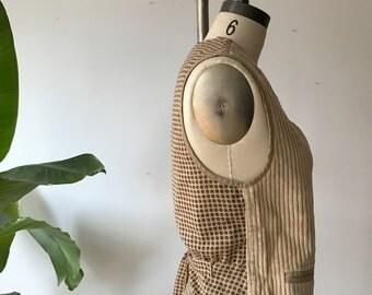 Vintage 90's Annie Hall vest