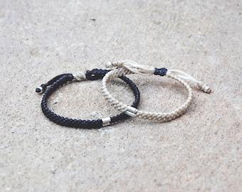 Couple bracelet. gift for couple. boyfriend bracelet. girlfriend bracelet. gift for couples. handamde bracelet. harbourjewelleryuk. london