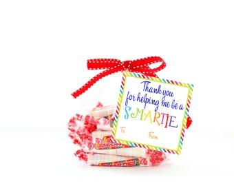 Printable Teacher Appreciation Tags, Take Note You are ...