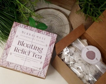 Bloating Relief Herbal Tea