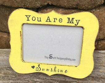 You are my sunshine, you are my sunshine nursery, yellow gray nursery decor, baby shower gifts, new baby gifts, sunshine theme, yellow