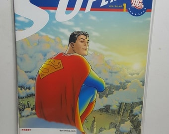 DC Comics All-Star Superman Issue # 1