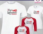 Valentine's Day Lobst...