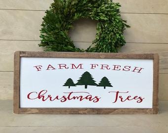 Cool Christmas Tree Sign Etsy Easy Diy Christmas Decorations Tissureus