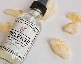 Citrine Infused Spray