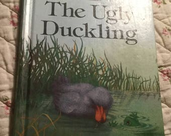 Vintage Ladybird Book-The Ugly Duckling