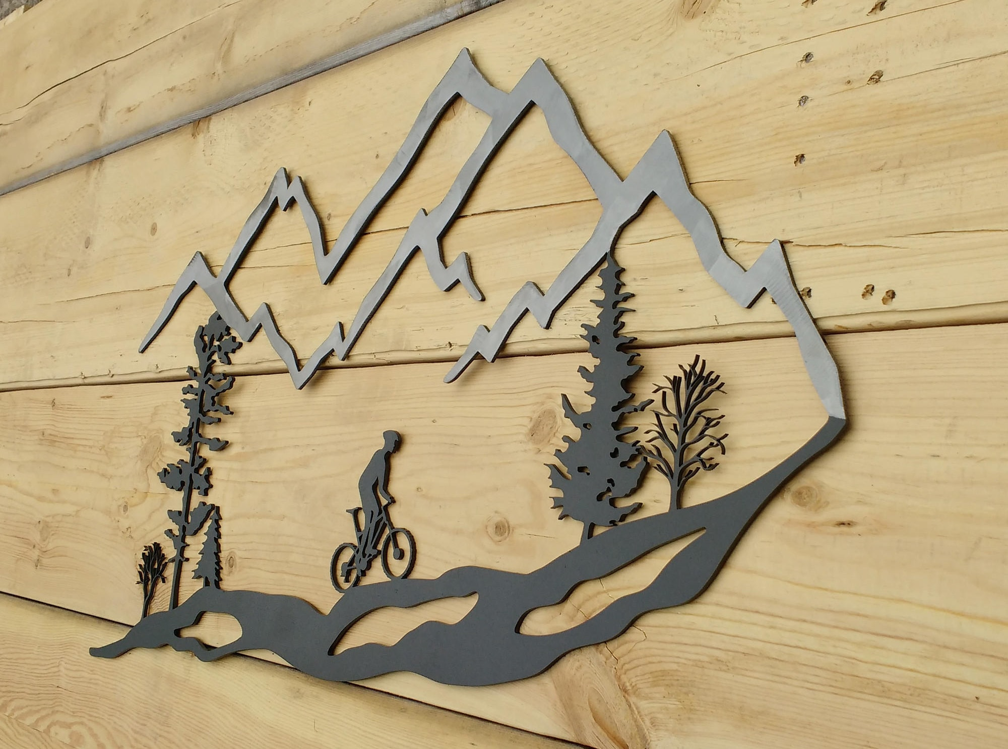 Awesome 50+ Metal Bicycle Wall Art Inspiration Of Best 25+ Vintage ...