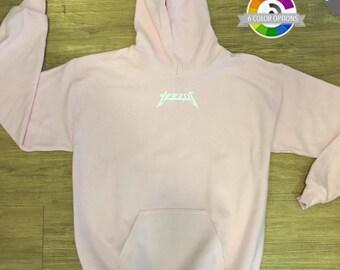 YOUTH - Yeezus Hoodie / 6 Color Options / Yeezy