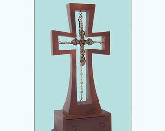 Wedding Keepsake Cross...adapted with any unity ceremony