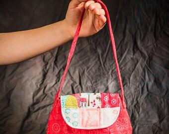 handbag for little girl - Red Riding Hood C