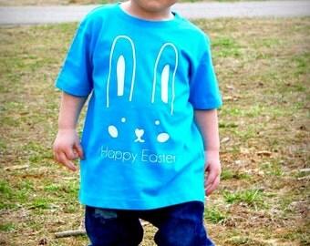 Boys Easter Shirt, Boy Easter Bunny Shirt, Easter Bunny Shirt, Toddler Easter Tee, Boy Easter Tshirt, Boy Easter Tee