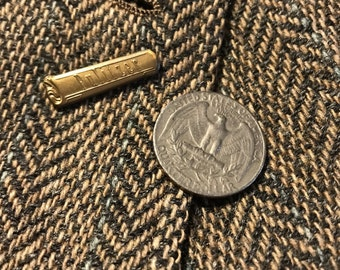 """Vintage """"PULITZER"""" Pin. Give the Pulitzer prize!"""