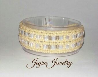 Glass Window bracelet