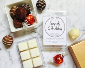 Box Of Chocolates Scented Soy Melts