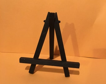 Black - Small Display Easel