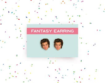 SALE! Harry Styles One Direction earring
