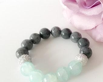 Little Girl Bracelet / Little Girl Gifts / Toddler Bracelet / Big Sister Gift / Child Jewelry /