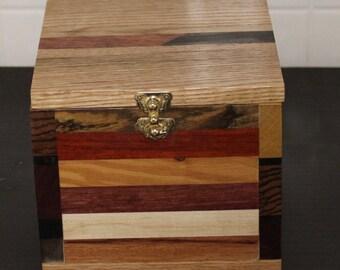 colorful keep sake box