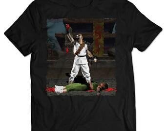 Mortal Kombat Kano Fatality T-shirt