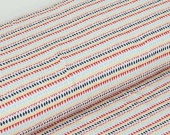 Cotton Jersey ethnic pattern - colorful - Rico design