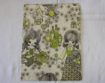 Vintage | Joy/Joy Style Girl | Pantry Tea | Wrapping Paper