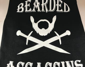 T-shirt *New* Bearded Assassins (Large)