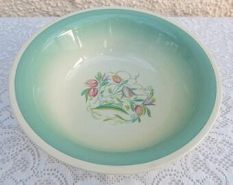 Vintage Susie Cooper - Dresden Pattern - Large Bowl