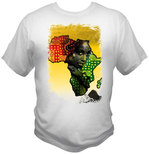 Mother Africa T-Shirt RBG
