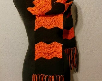 Rippling Waves Scarf