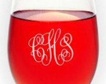 Stemless Wine Glasses - 3249