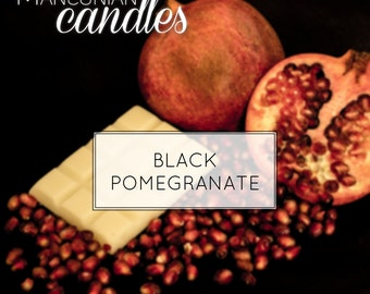 BLACK POMEGRANATE - Wax Melt Bar