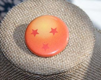 Dragonball Button, Dragonball Pin
